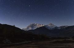 Prima del giorno (cesco.pb) Tags: passodelsempione simplonpass fletschhorn alps alpi svizzera switzerland canon canoneos60d tamronsp1750mmf28xrdiiivcld montagna mountains