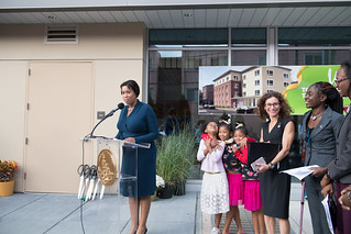 MMB Cuts the Ribbon on the Latest Short-Term Family Housing Program, The Horizon in Ward 7