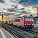 155 121-7 Railion DB Logistics Bremen Hbf 13.06.14