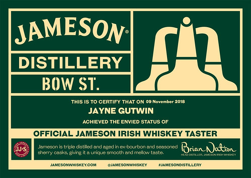 "Jayne my-jameson-whiskey-certificate (2) • <a style=""font-size:0.8em;"" href=""http://www.flickr.com/photos/95373130@N08/45817640652/"" target=""_blank"">View on Flickr</a>"