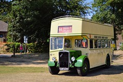 903 CAP234 (PD3.) Tags: 903 cap234 cap 234 bristol k brighton hove southern vectis open top topper topless bus buses psv pcv hampshire hants england uk alton anstey park mid railway watercressline water cress line preserved vintage 15 07 2018 july rally running day