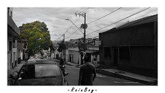 A little life ... (Guilherme Alex) Tags: city cityscape citylife neighborhood citymorning citystreet people man tree contrasts outside contrast walking daybyday cloudyday hdr cellphone samsung j2prime life living world teófilootoni minasgerais brazil nice moment car parking calm street nature natural amateur art moments picture shot wheels glass leaves leaf green yellow colorfull darkness blackandwhite cutout houses concrete concept bike motorcycle
