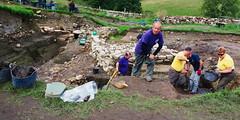 Vindolanda_04_140258RT (Old Fine Art) Tags: vindolanda hadrian hadrianswall roman northumbria england archaeology dig