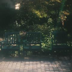 Das einzige Bild ... (alf sigaro) Tags: oehlerinfra bernhardjoehlerwetzlar bernhardjoehler wetzlar 24x24mm karat rapid sl oehler infra stuhl stühle hermannshofweinheim hermannshof badenwürttemberg
