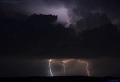 2018.09.26 - 230140 (NIKON D7200) [Foros de Vale Figueira] (Nuno F. C. Batista) Tags: nuvens évora portugal lusoskies lightning thunderstorm trovoada storm night sky nikon severe weather storms photography skies portuguese meteorology cumulunimbus d7200 montemoronovo céu alentejo forosdevalefigueira