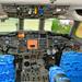 DH 121 Trident flightdeck