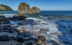 Sayulita (acase1968) Tags: sayulita mexico beach pacific ocean nikon nikkor 24120mm f4g d750 rocks water landscape playa los muertos dead