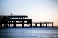 Deal-14 (RJ Photographic (1 million views Thank You)) Tags: 06 09 deal grads kent leefilters nd sun bigstopper longexposure pier seascape soft sunrise water