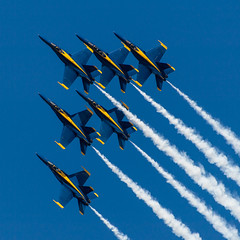 US Navy Blue Angels (taggartgorman) Tags: fa18 blueangels fleetweek airshow sanfrancisco