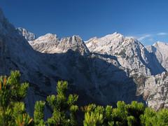 Od Triglava do Stenarja / From Triglav to Stenar (Damijan P.) Tags: hribi gore mountains hiking alpe alps julijskealpe julianalps kot macesnovec slovenija slovenia prosenak jesen autumn