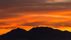 Frenchman Mountain Sunrise