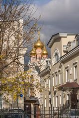 Замоскворечье (vladimirdar1) Tags: vladimirdar архитектура городскойпейзаж замоскворечье золотаяосень золото осень прогулкипомоскве