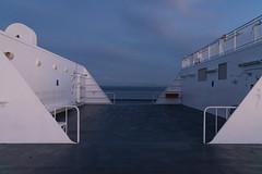 Ferry (josullivan.59) Tags: 2018 artistic bc britishcolumbia canada blue boat day detail evening light lightanddark minimalism ocean outdoor outside sea travel
