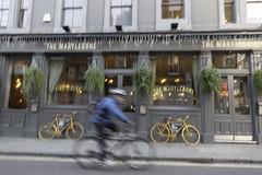 20181113_Bikes (Damien Walmsley) Tags: marylebone bikes motion three blur