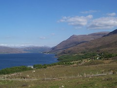 Little Loch Broom, from Badcaul, Wester Ross, May 2018 (allanmaciver) Tags: badcaul wester ross scotland loch broom little west coast scenery houses allanmaciver