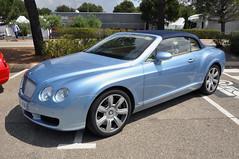 Bentley Continental GT Convertible (jfhweb) Tags: jeffweb sportauto sportcar racecar voituregrandtourisme voituredesport gt supercar voituredecourse courseautomobile circuitpaulricard circuitducastellet lecastellet httt bentley continentalgt
