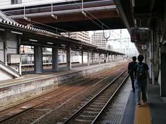 Akita Station (しまむー) Tags: panasonic lumix dmcgx1 gx1 g 20mm f17 asph trip train yuri highland railway 由利高原鉄道