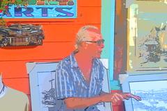 DSC_0093 copy (mikedolinger) Tags: boston gloucester friends lee aldrich joni birthday trip paddle board