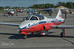 DSC_6441w (Mephisto3) Tags: rcaf snowbirds 431sqdn aerogatineau2018 gatineau acrobatic cynd airshow demo avgeek