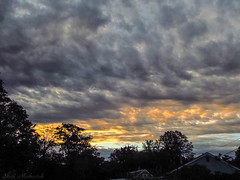 Ominous Sky_8280 (smack53) Tags: smack53 sky morning morningsky earlymorning paintedsky clouds cloudy cloudysky autumnseason fallseason autumn fall canon powershot sx150is canonpowershotsx150is westmilford newjersey