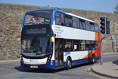 Stagecoach Yorkshire 10661 YX66WDD (Will Swain) Tags: barnsley 19th may 2018 yorkshire north east bus buses transport travel uk britain vehicle vehicles county country england english stagecoach 10661 yx66wdd
