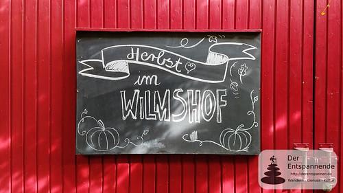 """Abschluss in der """"Kuhkapelle"""" vom Wilmshof"""
