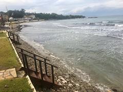 Stony Beach (RobW_) Tags: stony beach freddiesbar tsilivi zakynthos greece wednesday 03oct2018 october 2018