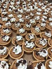 Coffee Mascarpone Tart (hannah.goldfarb) Tags: estate pastry minitart tart mascarpone coffee passeddessert dessert