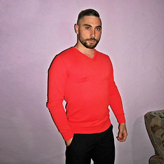 Spartacus (204) (@the.damned.spartacus) Tags: male muscle hunk big chest hairy gym bulge suited daddy man suits suite loafers shoes shirt fetish beard bear style