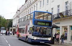 Leamington Spa (Andrew Stopford) Tags: kn04xjc transbus trident alx400 stagecoach leamingtonspa