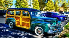 California Dreamin' (Jeffrey Balfus (thx for 3 Million views)) Tags: 1946 ford sel2470f28gm sonya9mirrorless sonyfe282470gm sonyilce9 sonyalpha stationwagon fullframe woody saratoga california unitedstates us sony a9 mirrorless
