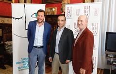 #63Seminci - Firma del convenio de colaboración con Ribera del Duero (10/10/2018) (SEMINCI) Tags: valladolid seminci cine