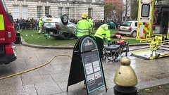 Emergency Services Road Traffic Collision Demonstration at Belfast City Hall, 16.10.2018 (John D McDonald) Tags: belfast cityhall belfastcityhall belfastcityhallgrounds donegallsquare donegallsquarenorth northernireland ni ulster geotagged iphone appleiphone iphone7plus appleiphone7plus reenactment reconstruction emergency emergencyreconstruction rta roadtrafficaccident roadtrafficcollision rtareconstruction rtcreconstruction roadtrafficaccidentreconstruction roadtrafficcollisionreconstruction emergencyservice emergencyservices emergencyservicereconstruction emergencyservicesreconstruction firebrigade fireengine fireappliance car renault clio renaultclio ambulance fireandrescueservice northernirelandfireandrescueservice firerescueservice northernirelandfirerescueservicenifirerescueservice nifrs