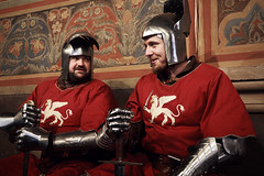 Processione San Costanzo (marcosmallred) Tags: perugia perugia1416 sancostanzo medioevo medieval medioevale knight knights reenact reenactors reenacment reenacting rievocazione rievocazioni