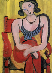 Henri Matisse - Woman with Blue Bodice, 1935 at Bridgestone Museum of Art Tokyo Japan (mbell1975) Tags: tokyo tokyoprefecture japan jp henri matisse woman with blue bodice 1935 bridgestone museum art museo musée musee muzeum museu musum müze museet finearts gallery gallerie beauxarts beaux galleria painting impression impressionist impressionism french portrait expression expressionist expressionism