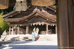 Miho Shrine (takashi_matsumura) Tags: miho shrine matsue shimane japan nikon d5300 美保神社 松江 島根 ngc sigma 1750mm f28 ex dc os hsm