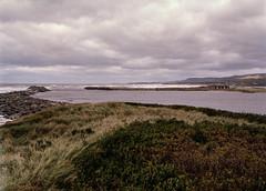 Margaree Harbour (chrism229) Tags: pentax645n 45mmf28 fujipro400h argentixc41presskit hasselbladx1 film mediumformat