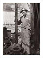 Portraits 099-19 (Steve Given) Tags: familyhistory socialhistory man gentleman driller drilling