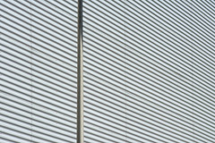 Pole and lines (Jan van der Wolf) Tags: map185138v pole paal lines lijnen lijnenspel interplayoflines playoflines monochrome monochroom wall gevel facade architecture grey grijs simple simpel minimalism minimal