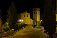 Carità nella notte (Andreas Laimer) Tags: tivoli roma italia chiese chiesa colori contrasto piazza notte notturna nex6 sony treppiede l ngc