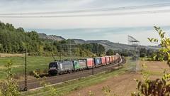 027_2018_09_26_Harrbach_ES_64_U2_-_022_6182_522_DISPO_mit_6193_266_ELOC_TXLogistik_und_KV ➡️ Gemünden (ruhrpott.sprinter) Tags: ruhrpott sprinter deutschland germany allmangne nrw ruhrgebiet gelsenkirchen lokomotive locomotives eisenbahn railroad rail zug train reisezug passenger güter cargo freight fret bayern maintal atlu bb byb db dispo eloc evb hctor lm öbb rpool sbbcargointernational siag slg sncb stock 0185 0425 0445 0620 1016 1116 1214 1428 1440 242 3202 6152 6182 6185 6186 6187 6189 6193 711 7186 es64u2 es64f4 logo natur outddor harrbach