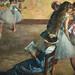 DEGAS Edgar,1880-81 - Le Foyer de la Danse (Philadelphie) - Detail 22