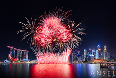 NDP 2018 2 (draken413o) Tags: singapore architecture cityscapes skyline skyscrapers urban places scenes asia travel destinations fireworks pyrotechnics performance national day 2018 canon 5dmk4 nightscapes long exposures