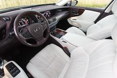 Lexus LS 500h (maciek.polikowski) Tags: lexus ls lexusls limousine luxur luxurycars cars car carspotting canon carphoto carphotography cartest canon5d carreview canon5d3 black elegant