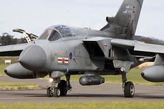 "Panavia Tornado GR4 ZA607 ""MARHAM 80"" - Royal Air Force - RAF Marham, October 2018 (StrikeEagle492) Tags: panaviatornado tornadogr4 gr4 tonka za607 raf royalairforce marham rafmarham norfolk kingslynn canoneos50d canonef70300mmlis"
