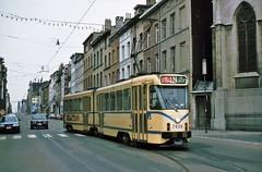 7828 62 barré (brossel 8260) Tags: belgique bruxelles tram stib pcc