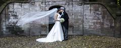 Jesse & Rob (DaveParryphotography) Tags: autumn bride dress groom nikon thorntonmanor weddings white wirral cheshire merseyside wedding veil movement england uk