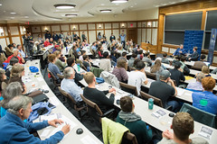 Barry Rabe: Can We Price Carbon? (University of Michigan's Ford School) Tags: geraldrfordschoolofpublicpolicy universityofmichigan booktalks closup barryrabe carbonpricing bettyfordclassroom weillhall johnmilewski mi usa us