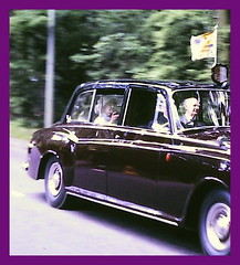 Slide 122-58 a (Steve Guess) Tags: rolls royce queen mother ashley road epsom downs surrey england gb uk