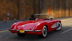 Forza Horizon 4 (31) (Brokenvegetable) Tags: forza horizon 4 playground games videogame chevrolet corvette photography photomode turn10 classic car